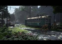Enlace a Así se hizo el el decorado del vídeo de Unreal Engine 4