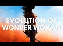 Enlace a La gran evolución de Wonder Woman desde sus inicios hasta la actualidad