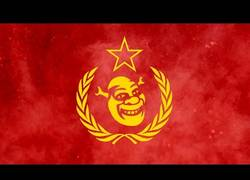 Enlace a Mezclan Shrek con el himno soviético y sale esta auténtica maravilla