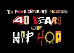Enlace a El gran tributo a 40 años de hip hop