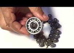 Enlace a Como hacer un SPINNER con una cadena, una brida y un rodamiento