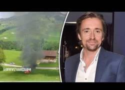 Enlace a El tremendo accidente de Richard Hammond sobre el Rimac Concept One grabando The Grand Tour