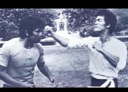 Enlace a Publican la única pelea real de Bruce Lee jamás grabada