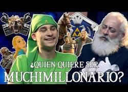 Enlace a ¿Quién quiere ser millonario? + Zelda