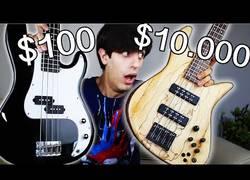 Enlace a La gran diferencia entre un bajo de 100$ y otro de 10.000$