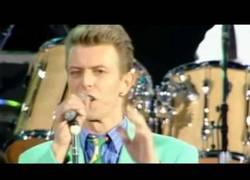 Enlace a Under Pressure cantada por Mercury y Bowie sin musica