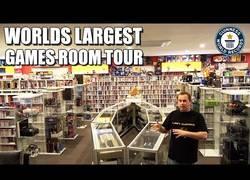 Enlace a La mayor colección de videojuegos del mundo