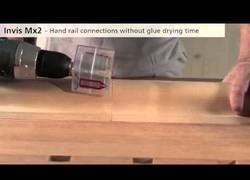 Enlace a Conoce la herramienta magnética que permite unir madera sin que se vean los tornillos