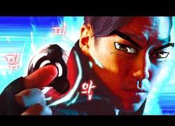 Enlace a Cuando una batalla de Fidget Spinners imita el estilo de los animes japoneses