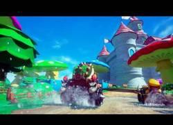 Enlace a Nintendo revoluciona el mercado con su realidad virtual en Mario Kart para recreativas en Japón