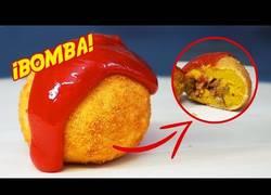 Enlace a La bomba calórica en forma de patatas rellenas de carne