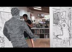 Enlace a Viviendo el tema de A-ha y su mítica 'Take On Me' con realidad aumentada