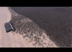 Enlace a Esto sucede si 300 Jedis se enfrentan a 60.000 soldados romanos
