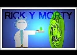 Enlace a No lo parece pero Rick y Morty es una serie con MUCHO rigor científico