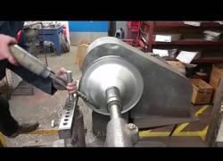 Enlace a El arte de modelar metal en frío