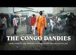 Enlace a La historia de los dandies del Congo