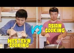Enlace a Diferencias entre la cocina oriental y la cocina occidental