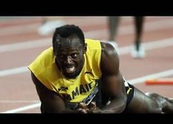 Enlace a La terrible forma en la que Bolt ha terminado su carrera