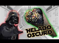 Enlace a Así se hace el helado favorito de Darth Vader