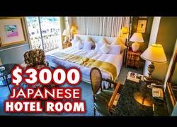 Enlace a Las habitaciones de hotel japonesas suelen ser muy pequeñas pero esta de 3000$ no lo es PARA NADA