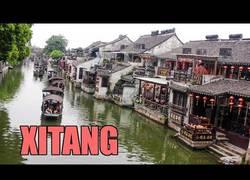 Enlace a Xitang: la Venecia de China