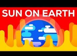 Enlace a Esto pasaría si traemos el Sol a la Tierra