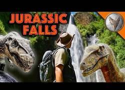 Enlace a Coyote Peterson visita el Parque Jurásico que hay en la realidad