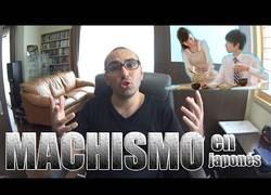 Enlace a El machismo viene de serie en el idioma japonés