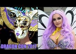 Enlace a Los más alucinantes cosplays de la Dragon Con 2017