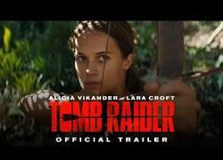 Enlace a El esperado tráiler de Tomb Raider con Alicia Vikander de protagonista ya está aquí