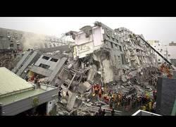 Enlace a Las dramáticas imágenes que se vivieron con el terremoto de México