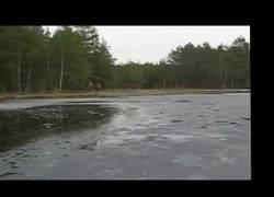 Enlace a Encuentran al Monstruo del Lago Ness