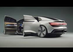 Enlace a Este es Audi Aicon, el coche del futuro