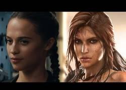 Enlace a Comparan el tráiler de Tomb Raider con el videojuego
