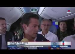 Enlace a Peña Nieto, presidente de Disléxico, es discípulo del Doctor Maligno