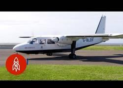 Enlace a Este es el vuelo comercial más corto del mundo y se hace en 80 segundos