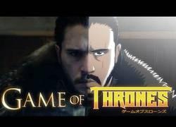 Enlace a Así sería Game of Thrones si fuese un anime