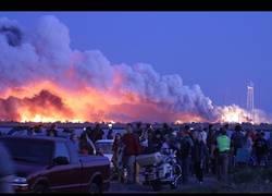 Enlace a La increíble explosión del cohete Antares