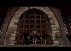 Enlace a Skyrim ha sido invadido por Dark Souls en italiano