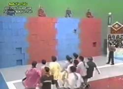 Enlace a Uno de los juegos más divertidos que se hicieron en la tv japonesa