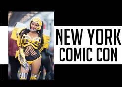 Enlace a Los espectaculares cosplays de la New York Comic Con