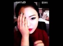 Enlace a La tremenda diferencia de asiáticos con y sin maquillaje