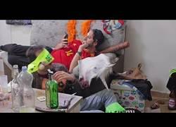 Enlace a Teaser trailer de Resacón en Vallekas