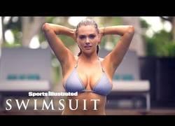 Enlace a Kate Upton sorprende a todo el mundo con sus curvas en el nuevo número de Sports Illustrated