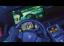 Enlace a Convierte su Lamborghini en un simulador de Forza 7 para Xbox