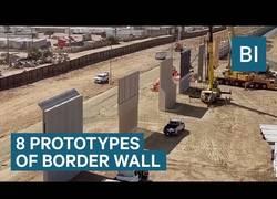 Enlace a Estos son los modelos que duda usar Trump para la frontera con México