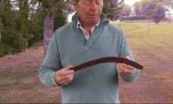 Enlace a Cómo tirar tu boomerang para que vuelva