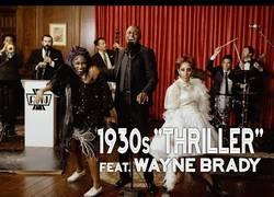 Enlace a Versionan 'Thriller' con música Jazz de los años 30