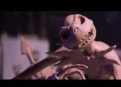 Enlace a Tributo a Tim Burton y Pesadillas Antes de Navidad
