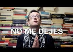 Enlace a No me dejes - El Mora
